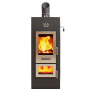 Ultra Low Emission Burner - Jayline Waltherm - heat, home appliance, product, wood burning stove, white