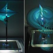 Designed by Margot Krasojevic light, lighting, product design, technology, black