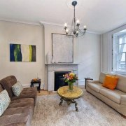 Original story from Trulia ceiling, estate, floor, home, house, interior design, living room, property, real estate, room, gray