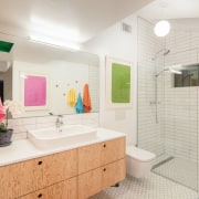 Architect: Surfside ProjectsPhotography by Darren Bradley bathroom, home, interior design, property, real estate, room, white