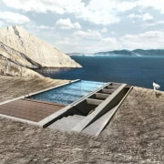 Casa Brutale: Images from LAAV sky, water resources, gray, white