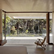 Architect: Ramón Esteve Estudio de Arquitectura architecture, door, estate, home, house, interior design, living room, real estate, shade, window, gray, brown