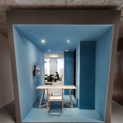 Architect: Martin Architects architecture, ceiling, house, interior design, table, gray
