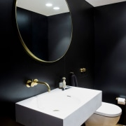 Architect: Architect Prinea - X - bathroom | bathroom, bathroom accessory, bathroom sink, ceramic, interior design, plumbing fixture, product design, room, sink, tap, black