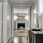 Original story from Trulia ceiling, floor, flooring, home, interior design, living room, room, gray