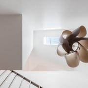 Architect: Anton Kouzmin ArchitecturePhotography by Katherine Lu furniture, lighting, product design, table, white, gray