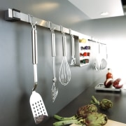 The Studio of Tableware – Rosle Open Kitchen interior design, product design, room, gray, white