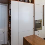 TIDA NZ 2017 – Designer kitchen entrant – cabinetry, furniture, home appliance, kitchen, room, wood, gray, brown