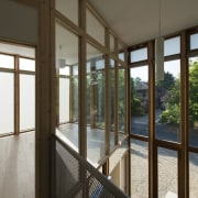Windows – inside and out architecture, daylighting, door, house, real estate, window, gray, brown