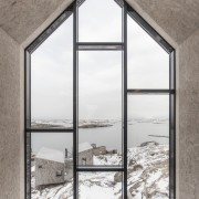 Architect: TYIN tegnestue ArchitectsPhotographer: Pasi Aalto / architecture, daylighting, home, house, window, gray, white
