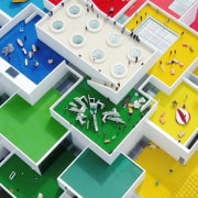LEGO House – BIG games, product, product design, white