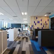 Interior office - Interior office - ceiling | ceiling, interior design, office, gray