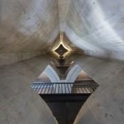 The Zeitz Museum of Contemporary Art Africa (Zeitz architecture, daylighting, lighting, gray
