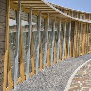 With sustainability and passive design rising high in architecture, facade, structure, gray, brown
