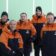 The design team - The design team - crew, fun, outerwear, team, black, teal