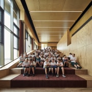 Bunbury Catholic College – Mercy Campus - Bunbury institution, interior design, brown