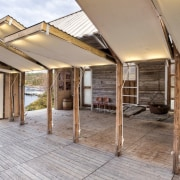 Photo: Pasi Aalto / pasiaalto - Flexibility: outside home, house, property, real estate, gray, brown