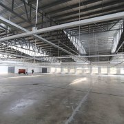 Light & Span – 1:1 - Light & daylighting, factory, hangar, structure, warehouse, gray