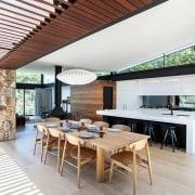 Architect: Alexandra Buchanan ArchitecturePhotography by Debra McFadzean architecture, house, interior design, real estate, roof, white