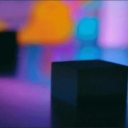 Lightpack atmosphere, blue, darkness, light, lighting, phenomenon, purple, special effects, blue, black