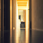 Underfloor heating architecture, daylighting, door, floor, glass, house, interior design, light, lighting, shadow, sunlight, wall, window, wood, black