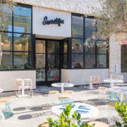 Sweetfin Poke San Diego – Mayes Office - home, outdoor structure, patio, property, real estate, gray, white