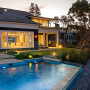 2017 House of the Year Entrants - 2017 estate, home, house, leisure, lighting, mansion, property, real estate, resort, swimming pool, villa, black