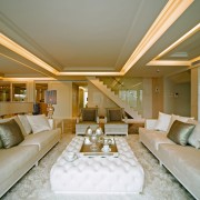 A view of the lounge area, rug. cream ceiling, estate, home, interior design, living room, real estate, room, suite, window, brown, gray