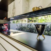 Seamless design – on this project, the flush architecture, house, interior design, gray