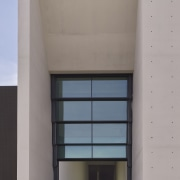 Undressed exposed concrete clads Le Seine Musical. Architect architecture, building, daylighting, facade, house, gray