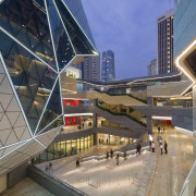 Spark Architects undertook all design components for Shekou architecture, building, city, metropolis, metropolitan area, mixed use, real estate, shopping mall, urban area, gray