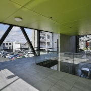 Colour my world – lift elements and external architecture, house, interior design, real estate, gray, brown