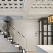 Floating on air – beside the kitchen and architecture, ceiling, daylighting, interior design, product design, gray