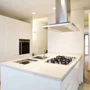 Midea's extensive R&D research and investments in the countertop, interior design, kitchen, property, real estate, room, white