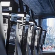 12 Zha Il Makiage Photo By Paul Warchol architecture, building, structure, technology, black