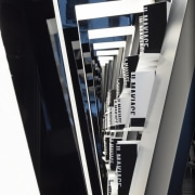 13 Zha Il Makiage Photo By Paul Warchol product, black, white