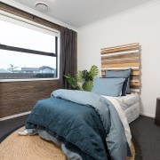 6 Hoiho Place Bedroom 3 bedroom, home, interior design, property, real estate, room, wood, white