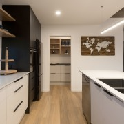 6 Hoiho Place Kitchen countertop, interior design, kitchen, real estate, room, gray