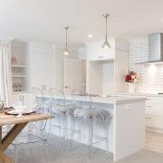 8 Hoiho Place Kitchen countertop, cuisine classique, home, interior design, kitchen, real estate, room, white