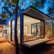 Life on MAARS architecture, backyard, cottage, estate, facade, home, house, property, real estate, siding, window