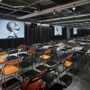 H Academy – Shi-Chieh Lu/CJ Studio auditorium, black