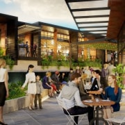 Westfield Newmarket – a new world-class retail and mixed use, neighbourhood, real estate, brown