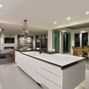 Margaret Young Designs Limited countertop, interior design, kitchen, real estate, room, gray