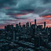 Supertall buildings demand a new different approach to atmosphere, building, city, cityscape, cloud, darkness, dawn, daytime, downtown, dusk, evening, horizon, landmark, meteorological phenomenon, metropolis, metropolitan area, night, sky, skyline, skyscraper, sunset, tower block, urban area, black