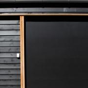 Architect: buck&simplePhotography by Tim Pascoe window, black