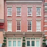 Source: Trulia apartment, brick, building, elevation, facade, home, house, property, real estate, residential area, sash window, siding, structure, window, gray