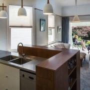 TIDA NZ 2017 – Designer kitchen entrant – cabinetry, countertop, cuisine classique, interior design, kitchen, real estate, room, gray, black