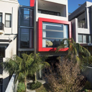 TIDA AU 2017 – Architect-designed renovation winner – architecture, facade, home, house, property, real estate, residential area, window, black