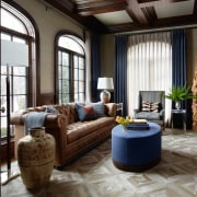 Like a room from the Great Gatsby ceiling, interior design, living room, real estate, room, window, black