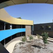 Bunbury Catholic College – Mercy Campus apartment, architecture, building, corporate headquarters, house, real estate, black, teal